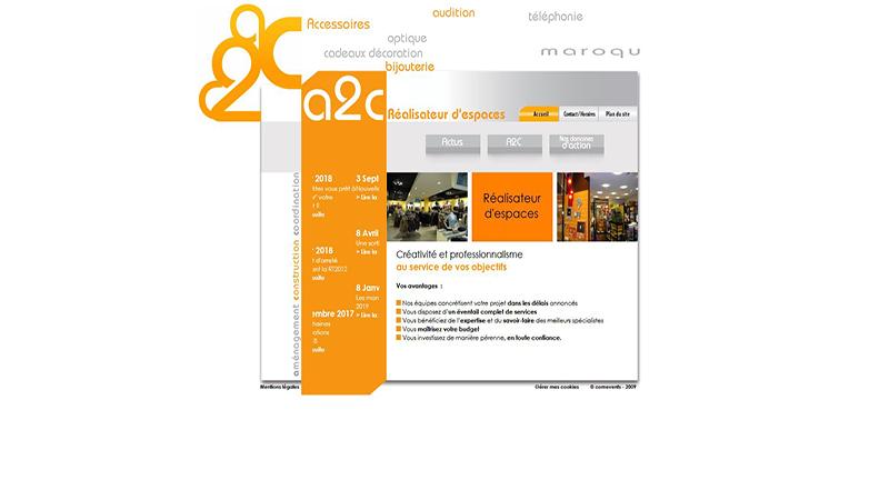 Site Internet - a2c