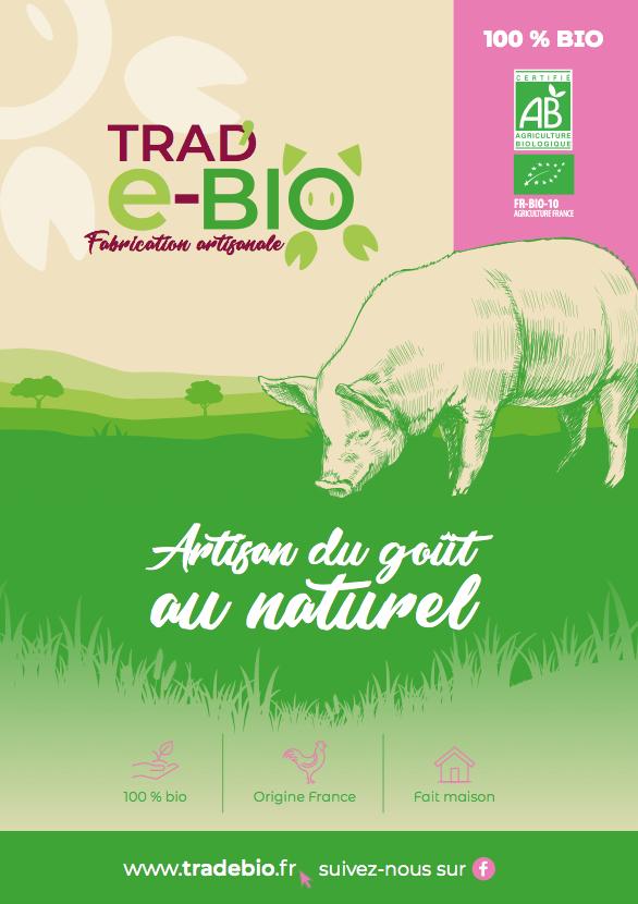Affiche Tradebio