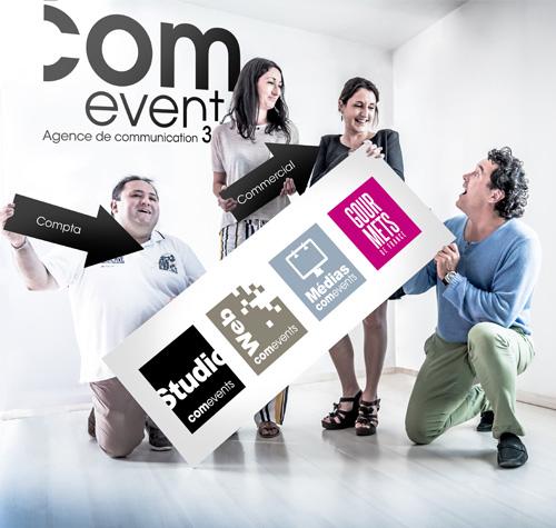 Team Comevents - Commercial