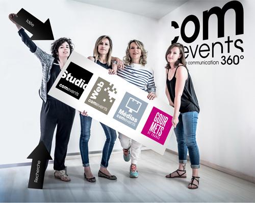 Team Comevents - Créa